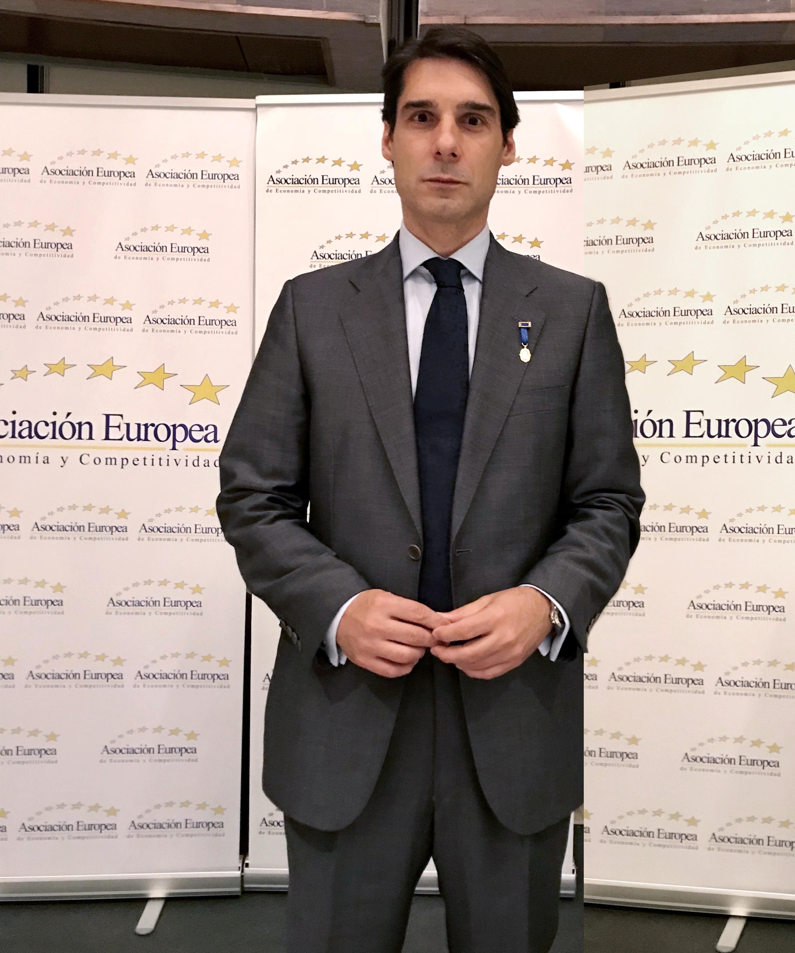 Parnaso recibe la Medalla de Oro Europea al Mérito en el Trabajo - Parnaso