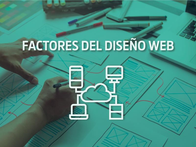 factores diseño paginas web